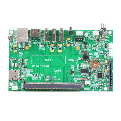 Carrier Board Compatible with Core Board SOM-RK3288-5300