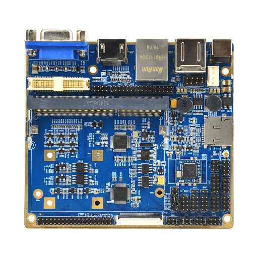 Carrier Board Compatible With Core Board EMB-NMX6XX-C00