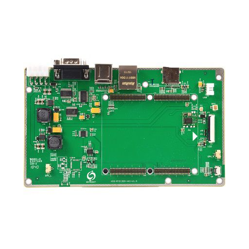 Carrier Board Compatible with Core Board SOM-NMX6DL-HIO