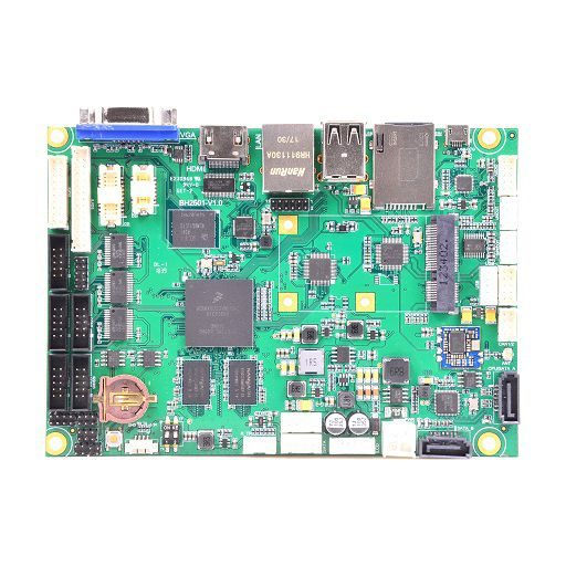 ​3.5 Inches Motherboard Based on NXP i.MX 6DualLite ARM Cortex-A9