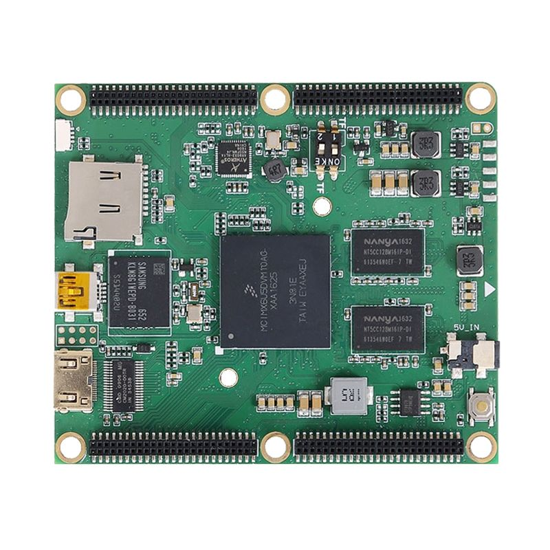 System on Module Based on NXP i.MX 6DualLite Cortex-A9