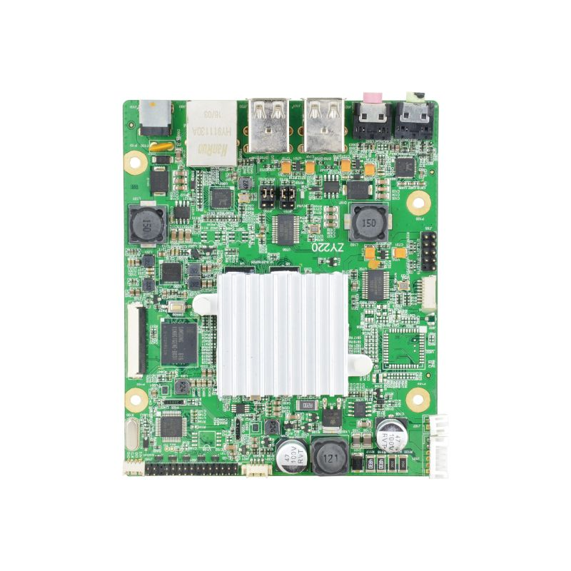 Embedded Motherboard based on Rockchip RK3288 Cortex-A17 Quad Core CPU